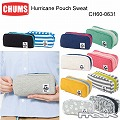 CHUMS チャムス  バッグ ポーチ CH60-0631<Hurricane Pouch Sweat ハリケーンポーチスウェット>