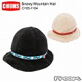 CHUMS チャムス ハット CH05-1104<Snowy Mountain Hat スノウリーマウンテンハット>※取り寄せ品