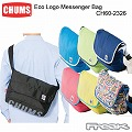 CHUMS チャムス バッグCH60-2326<Eco Logo Messenger Bag エコロゴメッセンジャーバッグ>※取り寄せ品