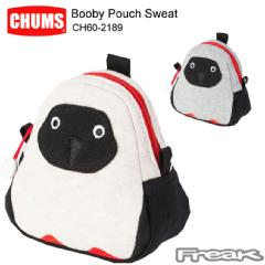 CHUMS チャムス CH60-2189<Booby Pouch Sweat ブービーポーチスウェット >※取り寄せ品