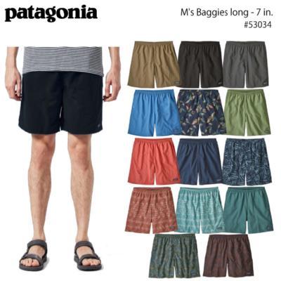 パタゴニア PATAGONIA バギーズロング 58034<Men's Baggies Lon...