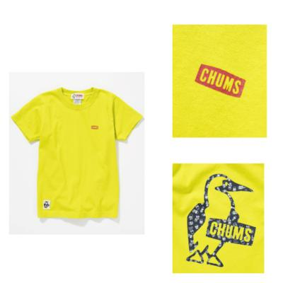 CHUMS チャムス キッズ Tシャツ CH21-1047<Kids Booby Cactus T-Shirt  キッズブービーカクタスTシャツ>※取り寄せ品