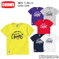 CHUMS チャムス CH01-1316<HWYC T-Shirt HWYC Tシャツ(トップス/Tシャツ)>※取り寄せ品