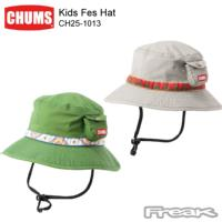 CHUMS チャムス キッズ 帽子 CH25-1013<Kids Fes Hat キッズフェスハット>※取り寄せ品