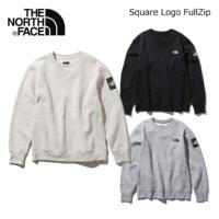 THE NOR TH FACE スクエアロゴクルー(メンズ)Square Logo Crew NT61931