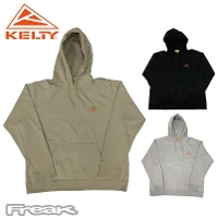 KELTY ケルティ メンズ パーカー EMBROIDERY LOGO PARKA  2020FW