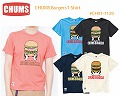 (CHUMS チャムス) CH01-1240<Adventure Camper T-Shirt アドベンチャーキャンパーTシャツ>※取り寄せ品
