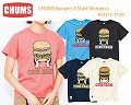 CHUMS チャムス CH11-1240<Adventure Camper T-Shirt Women's アドベンチャーキャンパーTシャツ >※取り寄せ品