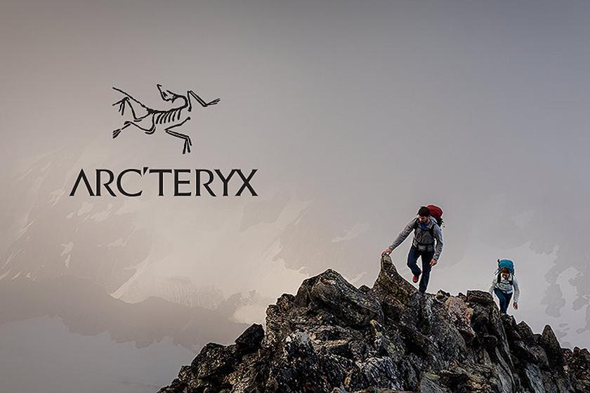 アークテリクス,arc'teryx,アウトドア