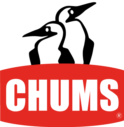 チャムス,CHUMS,ロゴ