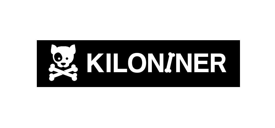 キロナイナーKILONINER,ロゴ