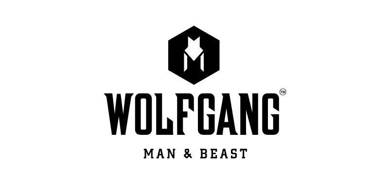 ウルフギャングWOLFGANG,ロゴ